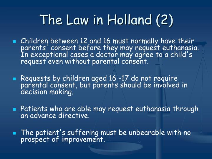 The Law in Holland (2)