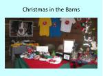 christmas in the barns1