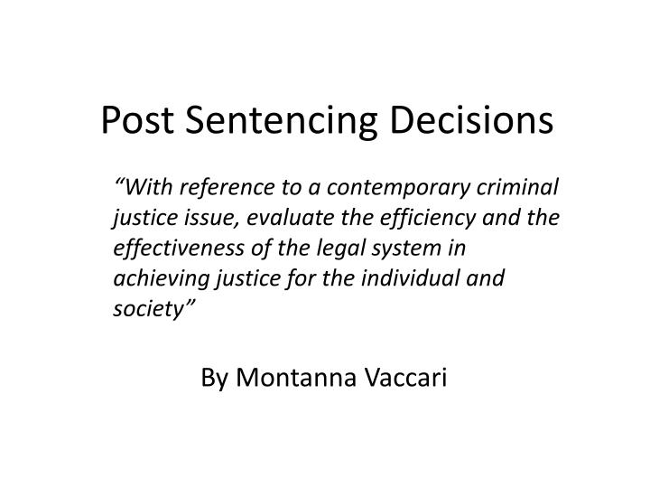 evaluate the effectiveness of the law in achieving justice essay Open document below is an essay on evaluate the effectiveness of the legal system in achieving justice for individuals from anti essays, your source for research.