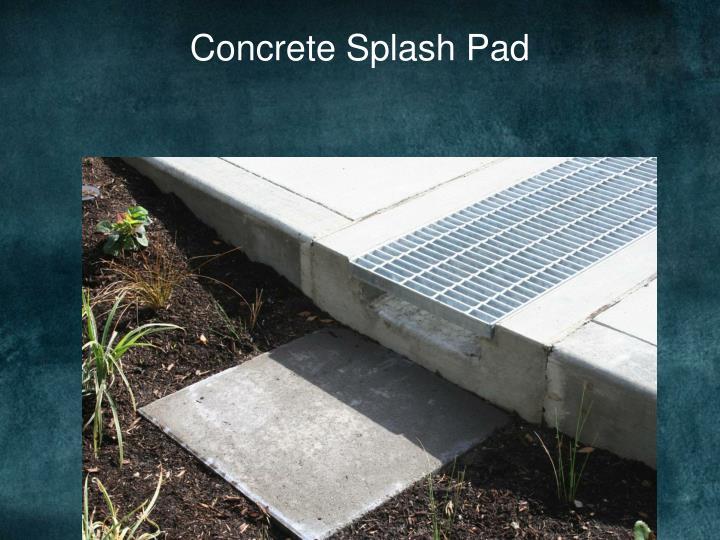 Ppt Module 5 Bioretention Design Specs Details