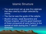islamic structure