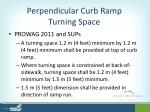 perpendicular curb ramp turning space1