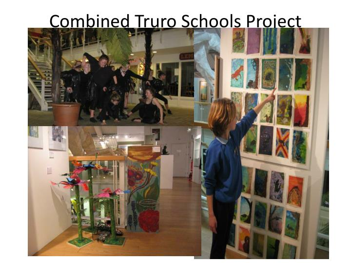 Combined Truro Schools Project