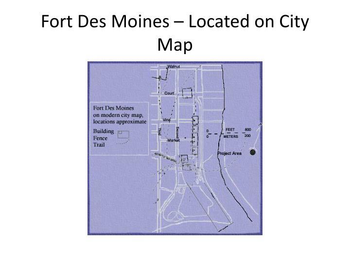 Fort Des