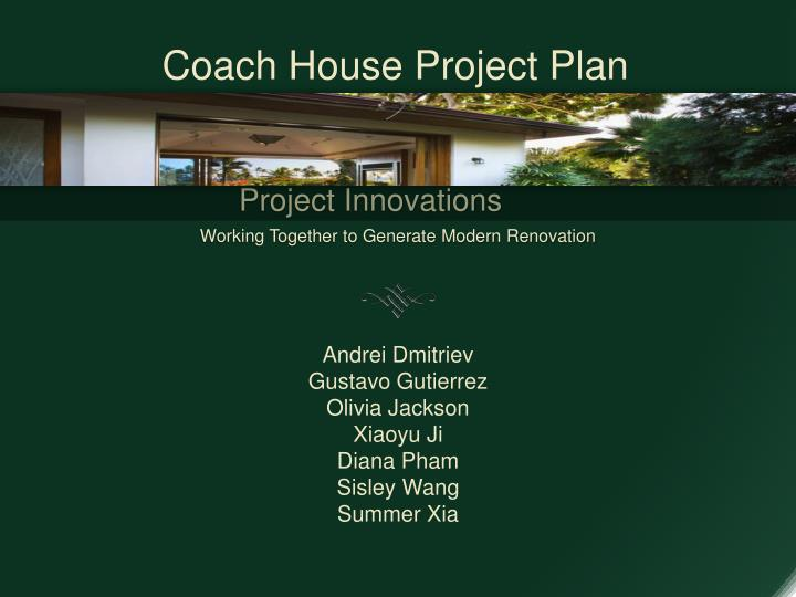 project innovations n.