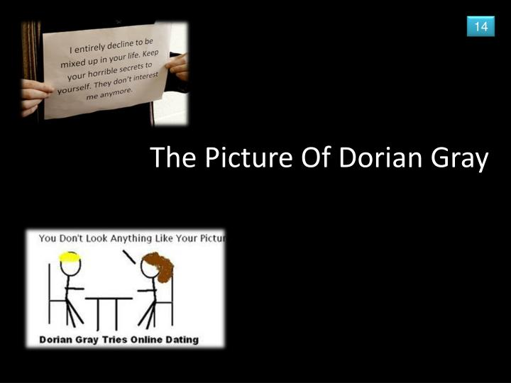 the picture of dorian gray n.