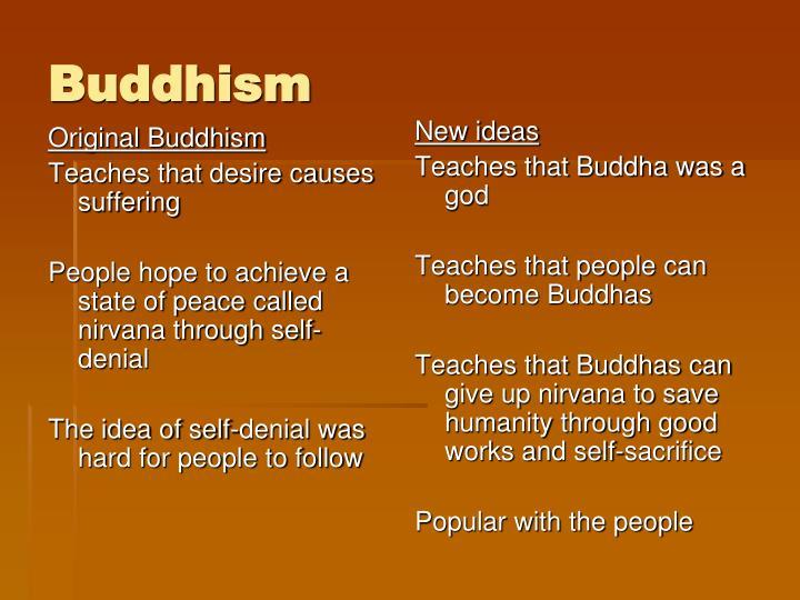 Original Buddhism