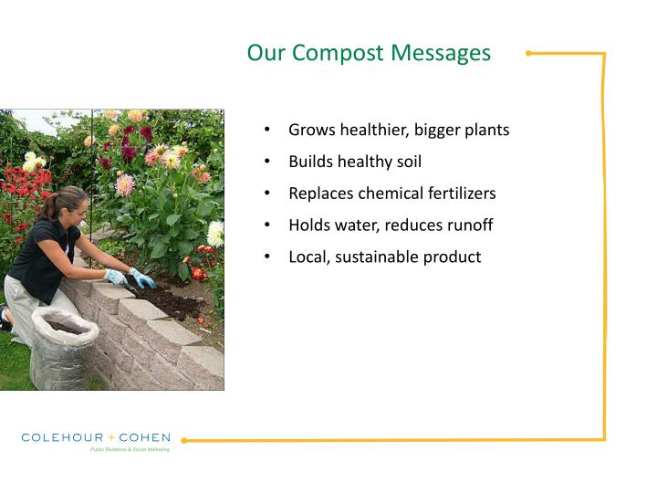 Our compost messages