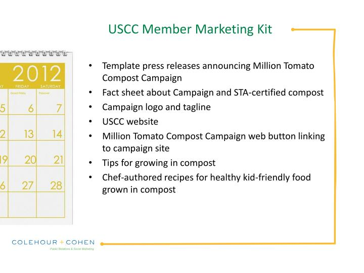 USCC Member Marketing Kit