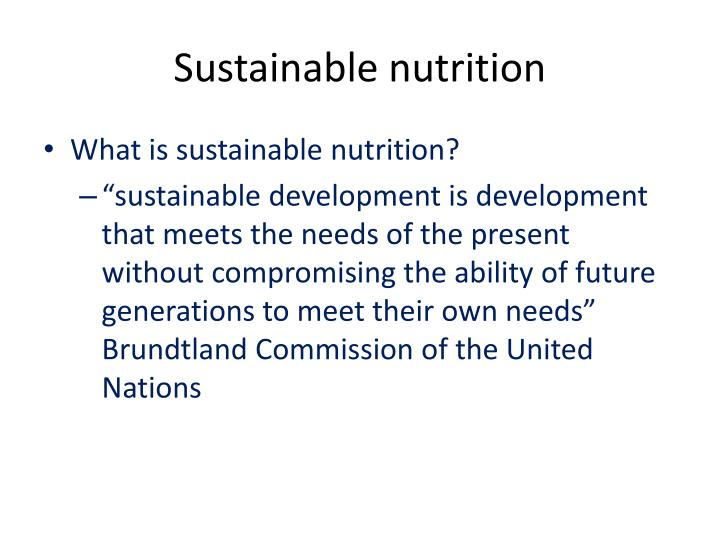 what is sustainable development Define sustainable development: for development to be sustainable, it must take account of social and ecological factors, as well as economic ones of the new concern for what later became labelled sustainable development is evident in the cocoyoc declaration of 1974, which addressed the.