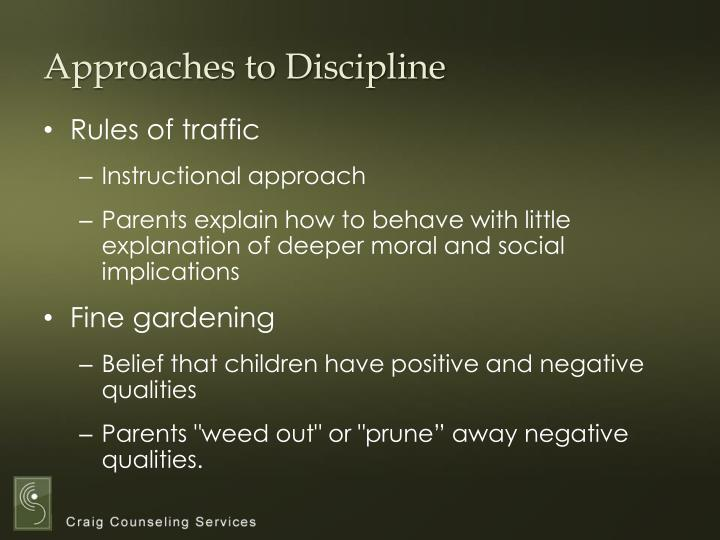 approach to discipline This book moves caring from being an object of study to being a professional practice thinking of classroom management in terms of relationships, learning, development, organization and accommodating diversity redefines discipline.