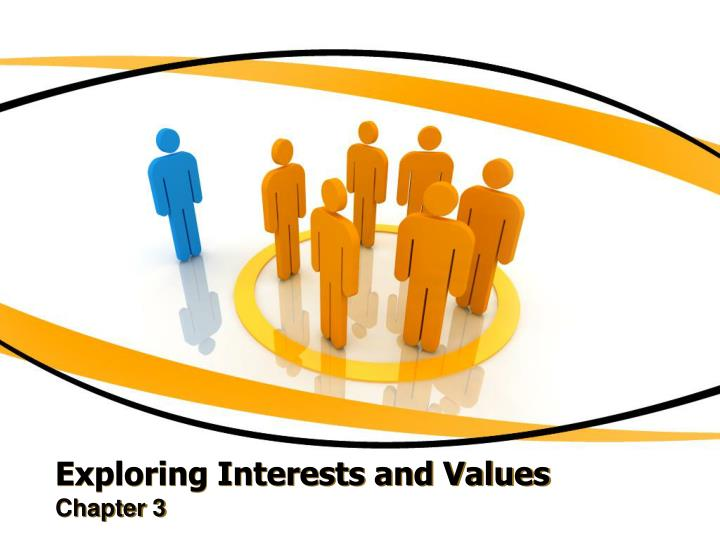 exploring interests and values n.