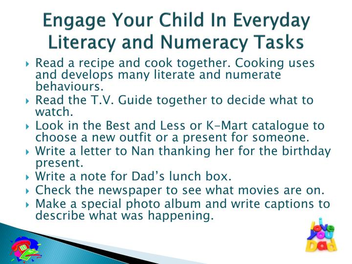 PPT - Early Literacy Learning Begins at Home. PowerPoint ...