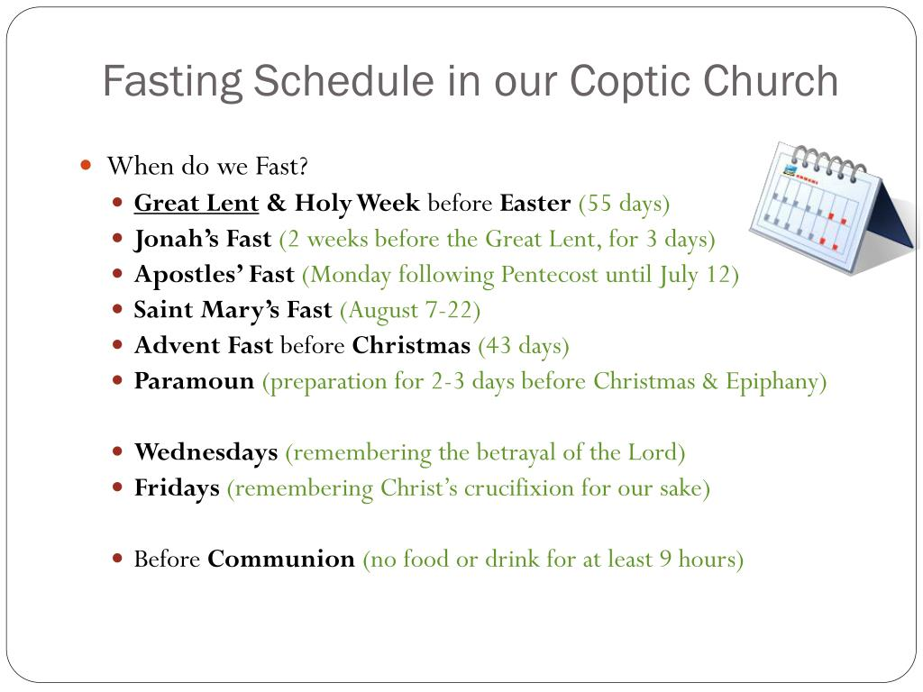 PPT - Getting Ready for the Great Lent IN A PRACTICAL WAY
