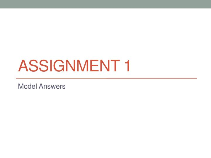 assigment 5 Partner assignment: you are explicitly allowed to work with at most one other person for this assignment you are encouraged to use this as an opportunity to scout potential project partners.