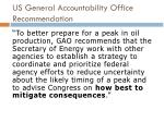 us general accountability office recommendation