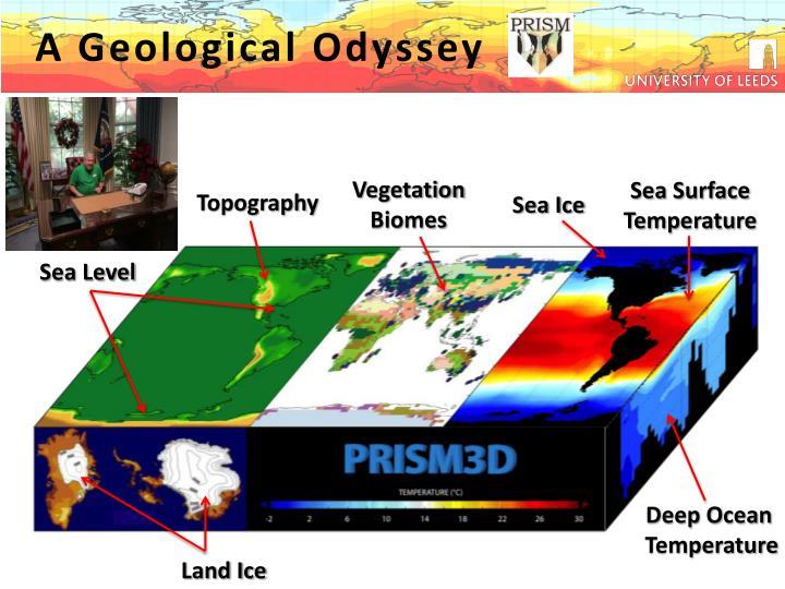 A Geological Odyssey