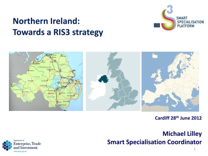 northern ireland towards a ris3 strategy n.