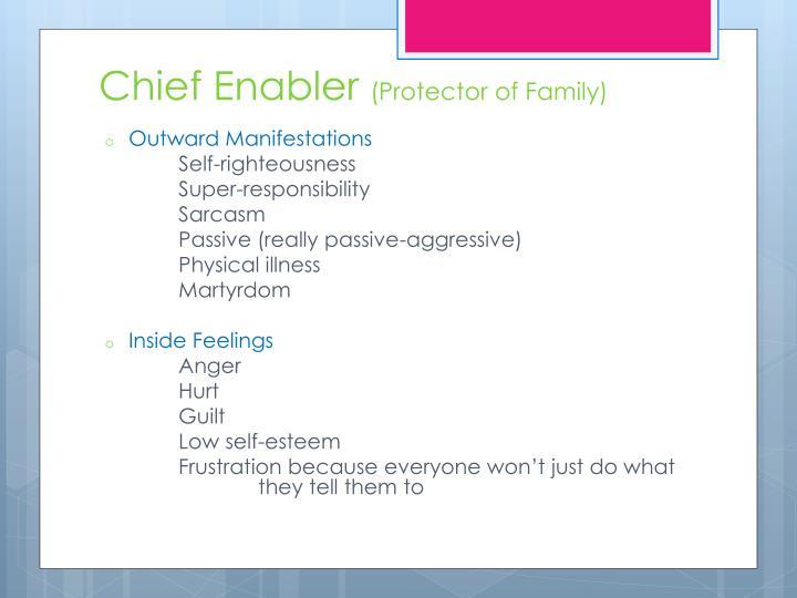 Chief Enabler