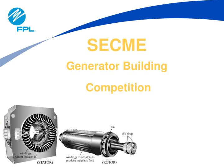 secme generator building competition n.