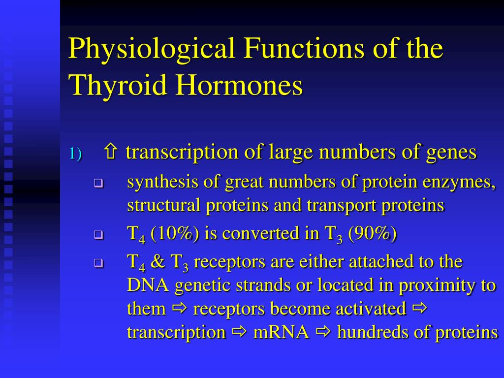 Ppt Thyroid Metabolic Hormones Powerpoint Presentation Free