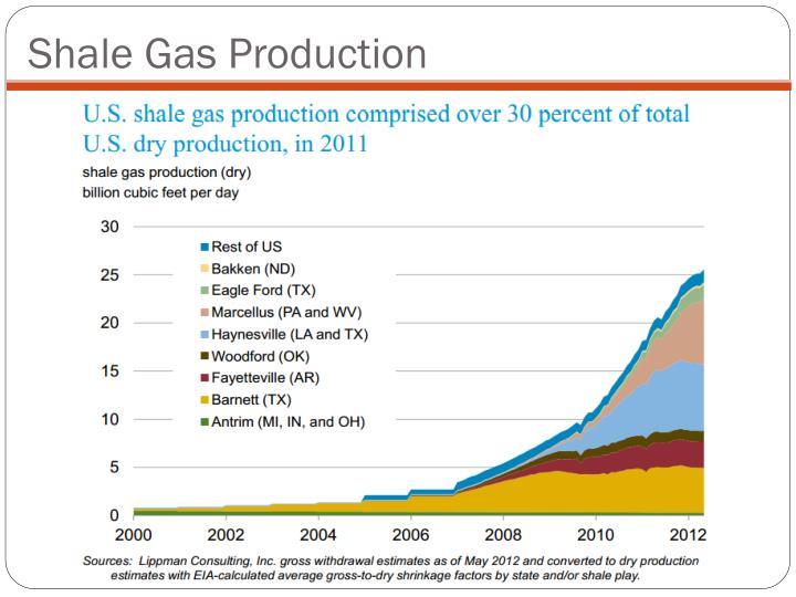 Shale Gas Production