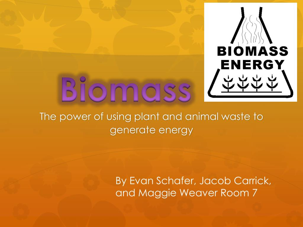 what is keeping biomass from widespread use