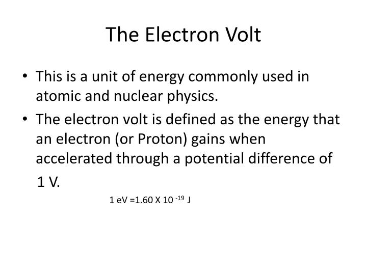 Ppt Electric Potential And Capacitors Powerpoint