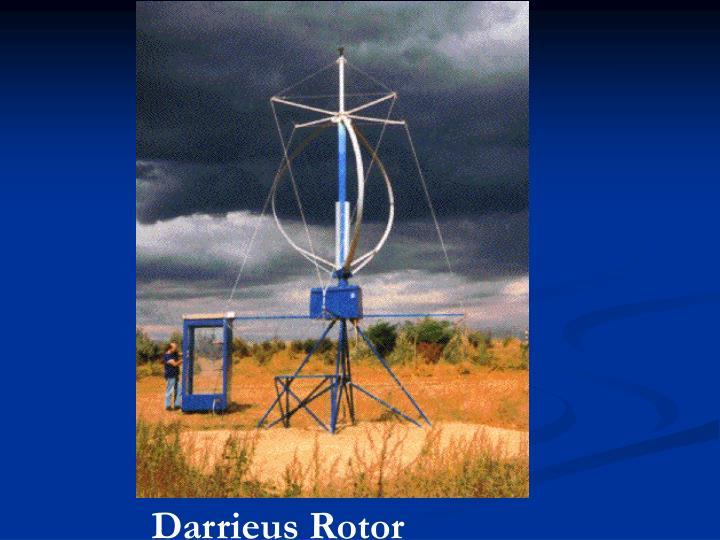 Darrieus Rotor