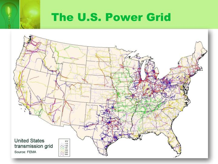 The U.S. Power Grid