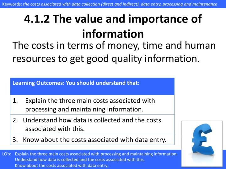 4 1 2 the value and importance of information n.