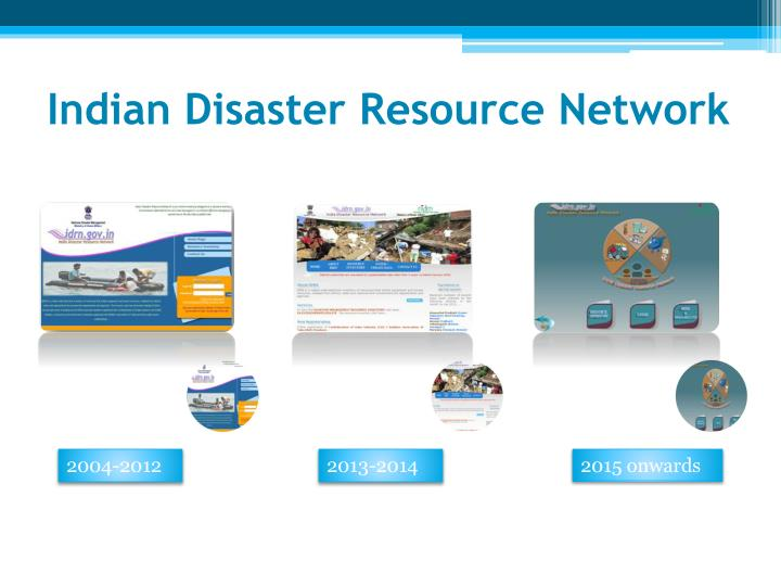 Indian Disaster Resource Network