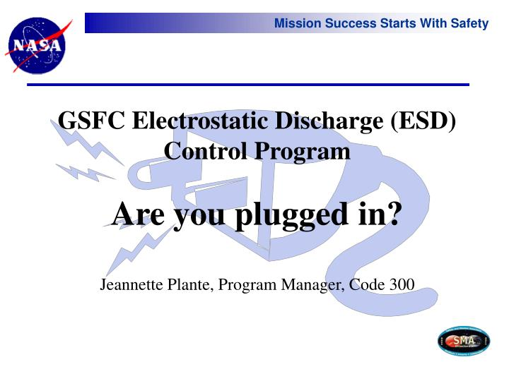 Electrostatic discharge basics by transforming technologies.