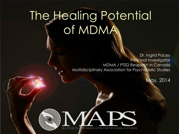 the healing potential of mdma n.