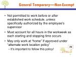 general temporary non exempt1