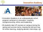 innovation academy