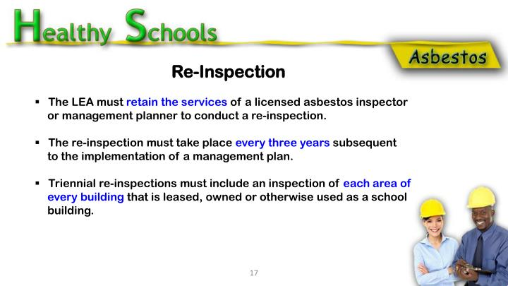 Re-Inspection