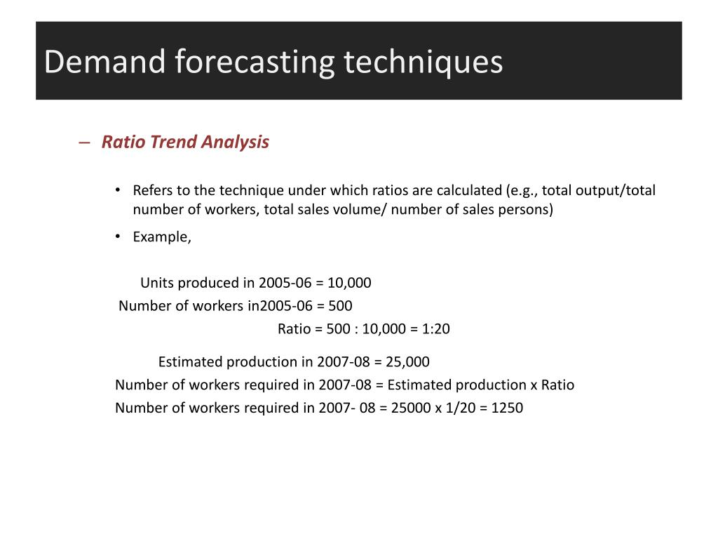 By Photo Congress || Demand Forecasting Techniques Examples