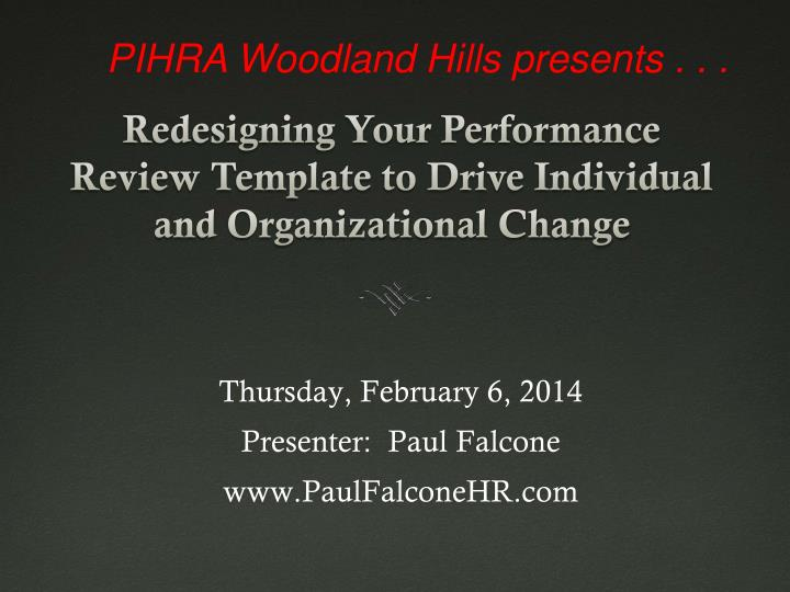 pihra woodland hills presents n.