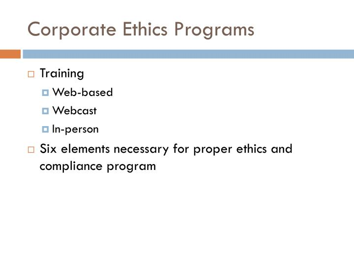 role of ethics and compliance in pepsi Pepsico's aquafina water - un-ethical behavior the ethical dilemma or issue which faced the company the solution or the end of the ethical dilemma in year 2007 pepsi was involved with false advertising, how pepsi was selling, bottled water, aquafina, under the assumption that is sourced.