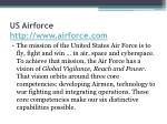 us airforce http www airforce com