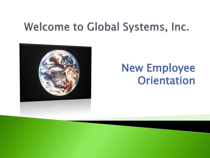 welcome to global systems inc n.