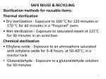 safe reuse recycling
