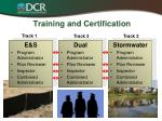 training and certification1