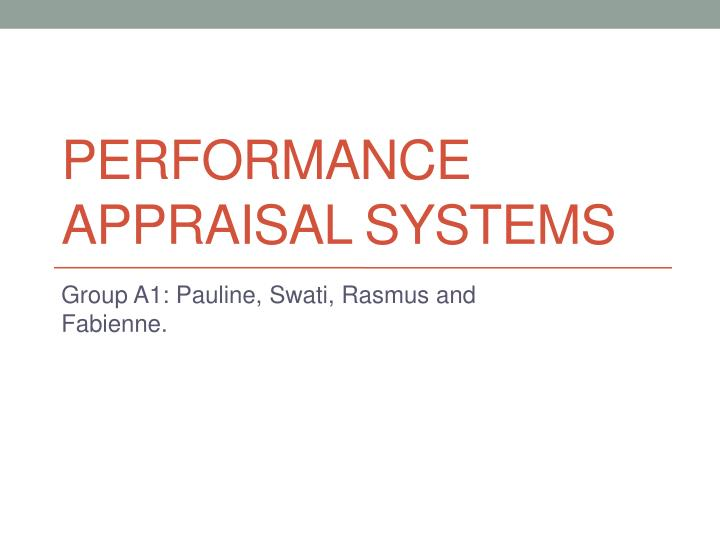 performance appraisal system in infosys The 360 degrees performance appraisal method was first used in the 1940s analogous to the multiple points on a compass, the 360 method provides each employee the.