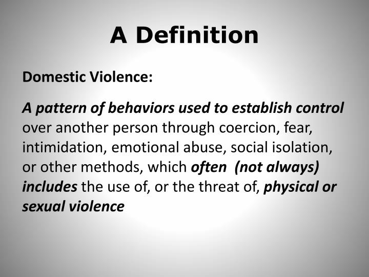 a violent society causes domestic violence essay Essay 4-effects of domestic violence effects of domestic violence by jasymin cooper in order to understand the effects of domestic violence, it is important to know exactly what domestic violence is.