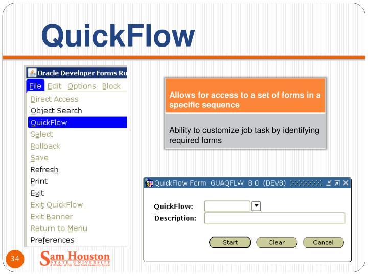 QuickFlow