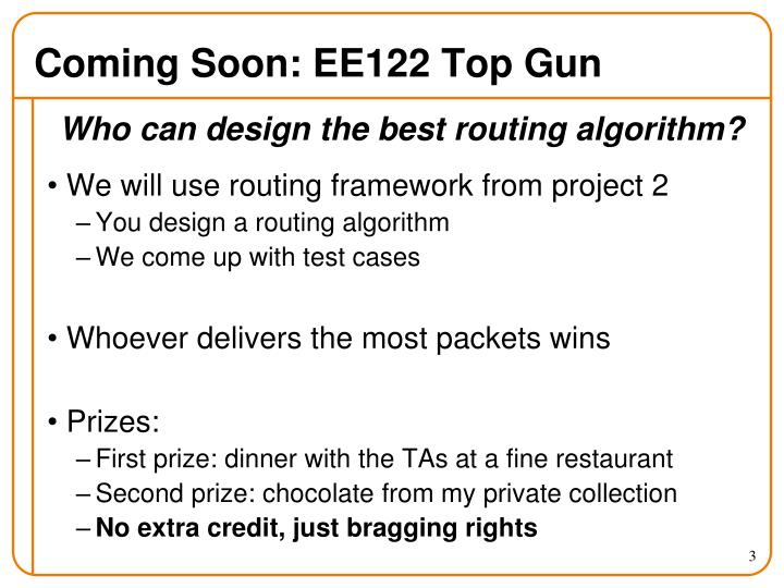 Coming soon ee122 top gun