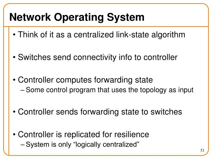 Network Operating System