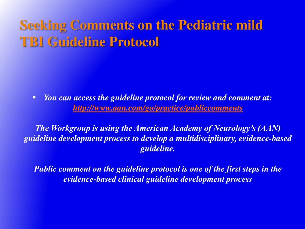PPT - Improving The Clinical Care of Children and